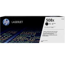 HP 508X, černá - CF360X