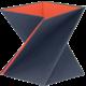 Levit8 M - červená
