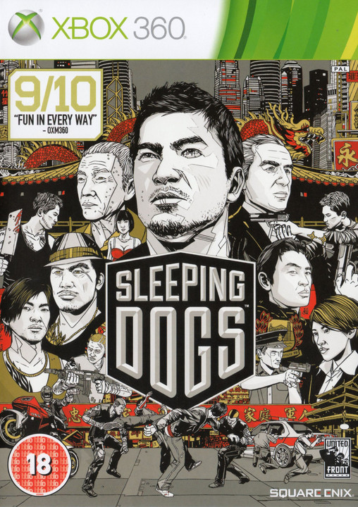 Sleeping Dogs - X360