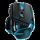 Mad Catz R.A.T. TE, černá/modrá  + Podložka CZC G-Vision Dark v ceně 200kč