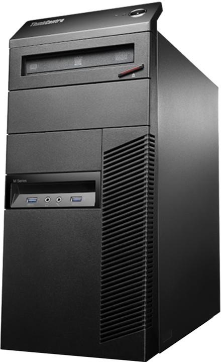Lenovo ThinkCentre M93p TWR, černá