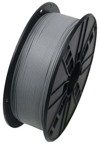 Gembird tisková struna (filament), PLA, 1,75mm, 0,6kg, šedá