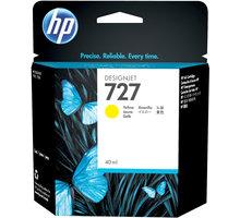 HP B3P15A náplň č.727, žlutá