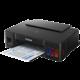 Canon PIXMA G1400, tankový systém, černá  + PRN Canon Foto papír Plus Glossy II PP-201, 13x18 cm, 20 ks, 260g/m2, lesklý v ceně 179,-