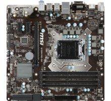 MSI B150M PRO-DH - Intel B150