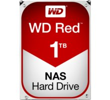 WD Red - 1TB - WD10EFRX