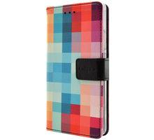 FIXED Opus pouzdro typu kniha pro Apple iPhone 7 Plus, motiv Dice - FIXOP-101-DI