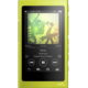 Sony NW-A35, 16GB + sluchátka, žlutá