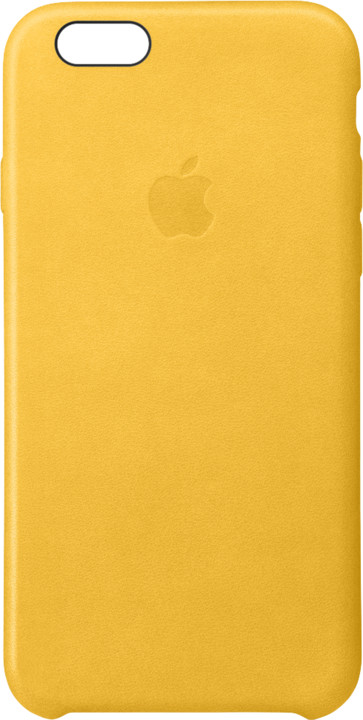 Apple iPhone 6s Leather Case - Marigold
