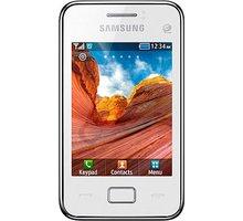 Samsung Star 3, bílá