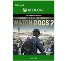 Watch Dogs 2: Gold Edition (Xbox ONE) - elektronicky - G3Q-00177
