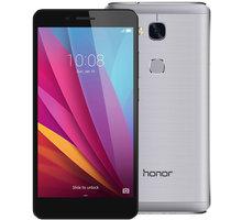 Honor 5X, šedá + Zdarma SIM karta Relax Mobil s kreditem 250 Kč