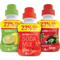 SodaStream Sirup 2+1 SHOP MIXV ColRedLem 750ml