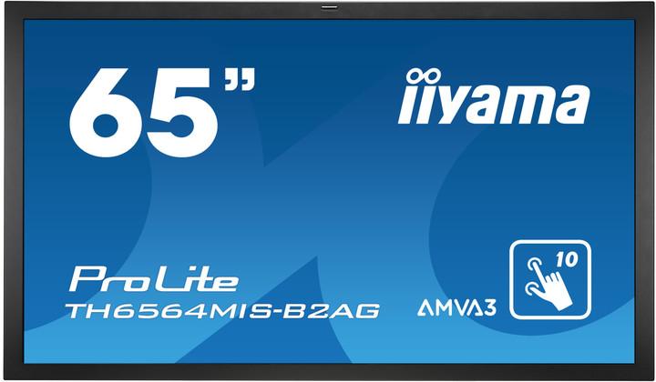 """iiyama ProLite TH6564MIS Touch - LED monitory 65"""""""