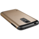 Spigen Slim Armor, copper gold pro Galaxy S5