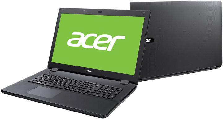 Acer Aspire ES17 (ES1-731-P95P), černá