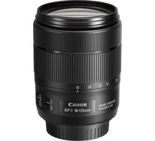 Canon EF-s 18-135mm f/3.5-5.6 IS USM - 1276C005AA