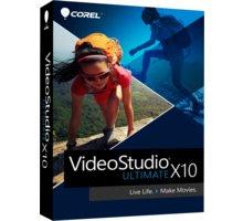 Corel VideoStudio Ultimate X10 ML - VSPRX10ULMLMBEU