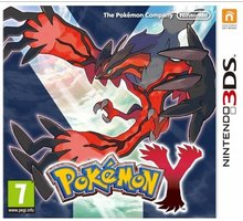 Pokémon Y (3DS) - NI3S593