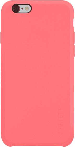Cygnett Silikonové wrap snap pouzdro pro iPhone 6S & 6, červená
