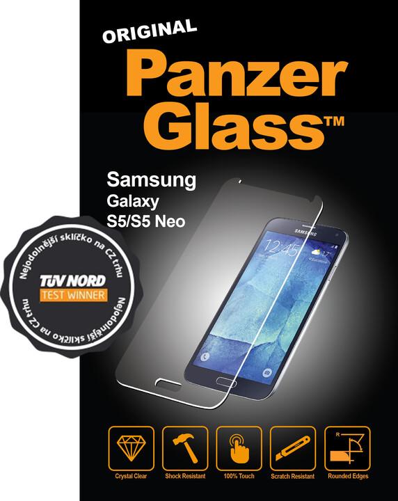 PanzerGlass ochranné sklo na displej pro Samsung Galaxy S5
