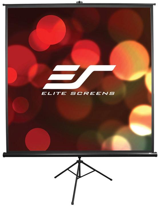 """Elite Screens plátno mobilní trojnožka 120"""" (304,8 cm)/ 4:3/ 182,9 x 243,8 cm/ case černý"""