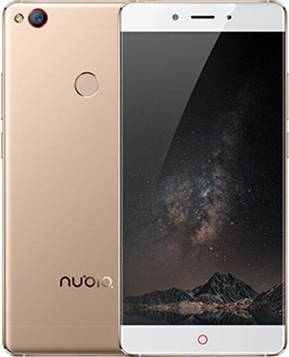 Nubia Z11 - 64GB, bílo/zlatá