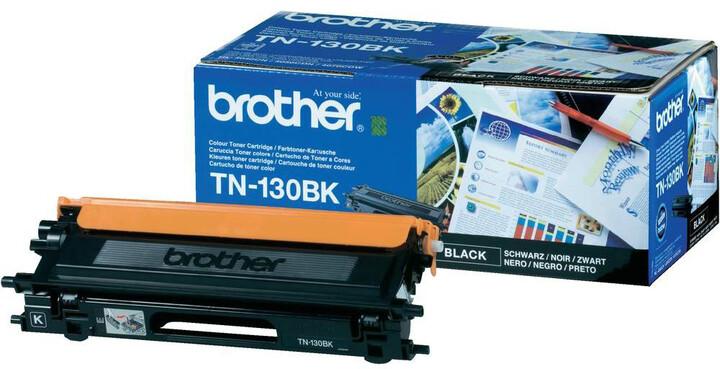 Brother TN-130BK, černý