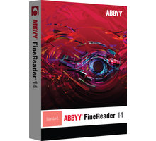 ABBYY FineReader 14 Standard / BOX / CZ - AB-10548