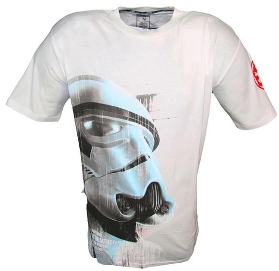 Star Wars - Imperial Stormtrooper, bílé (L)