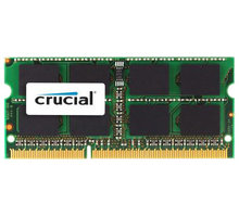 Crucial 4GB DDR3 1066 SO-DIMM pro Apple/Mac CL 7 - CT4G3S1067MCEU