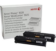 Xerox 106R03048, černá, dual pack