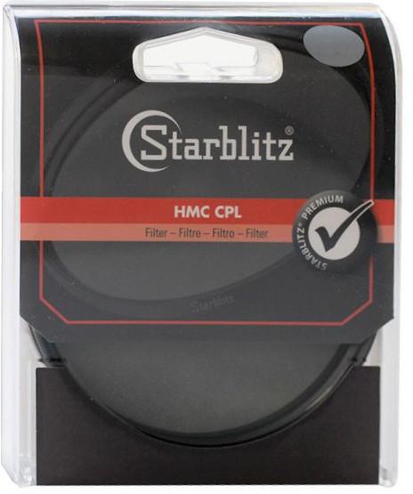 Starblitz cirkulárně polarizační filtr 67mm HMC