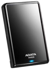 ADATA HV620 - 2TB, černá