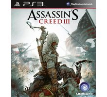 Assassin's Creed III - PS3 - USP30086