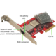 Addonics 10 Gigabit Ethernet PCIe 4X