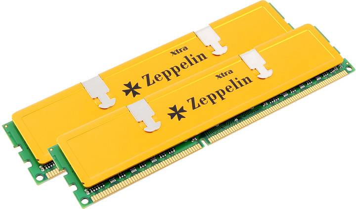 Evolveo Zeppelin GOLD 8GB (2x4GB) DDR3 1600
