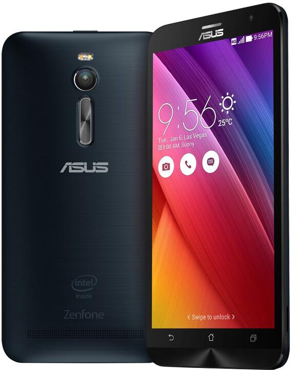 ASUS ZenFone 2 ZE551ML - 64GB, černá