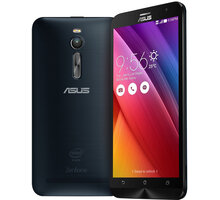 ASUS ZenFone 2 ZE551ML - 64GB, černá - 90AZ00A1-M00350 + Zdarma SIM karta Relax Mobil s kreditem 250 Kč