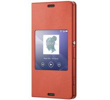 Sony pouzdro pro Xperia Z3 Compact, oranžová - 1287-5819