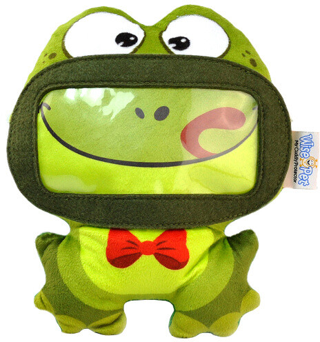Wise Pet ochranný a zábavný dětský obal pro Smartphone - mini Frog