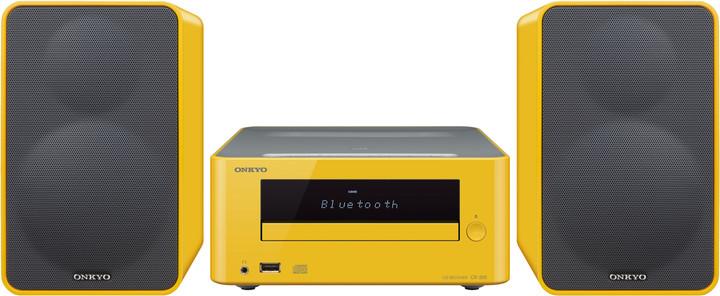 Onkyo CS-265, žlutá