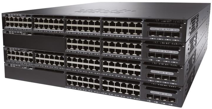 Cisco Catalyst C3650-24TD-L