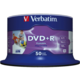 Verbatim DVD+R Printable (Inkjet) 16x 4,7GB spindl 50ks