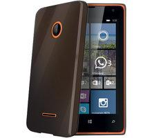 CELLY Gelskin pouzdro pro Microsoft Lumia 532, černé - GELSKIN485BK