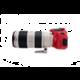 Easy Cover silikonový obal pro Canon 650D/700D, červená