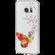 EPICO pružný plastový kryt pro Samsung Galaxy S7 SPRING BUTTERFLY