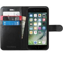 Spigen Wallet S pro iPhone 7, black - 042CS20545