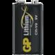 GP, lithium, 9V, 1ks