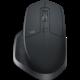 Logitech MX Master 2S, černá